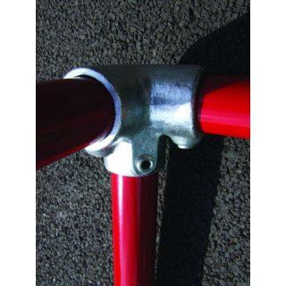 q clamp 128 - 3 way elbow
