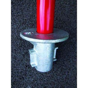 q clamp 134 - ground socket