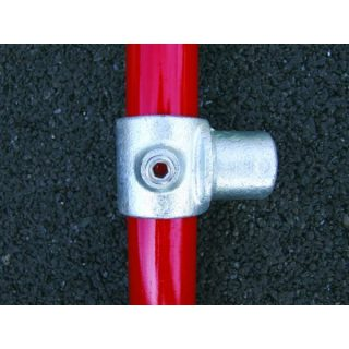 offset swivel tee - Q clamp 147