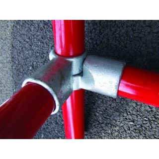 swivel inline tee - Q clamp 148