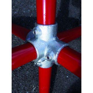 4-way cross - q clamp 158