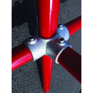 3 way outlet tee - q clamp 176