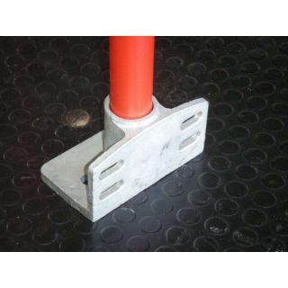 base plate toe board